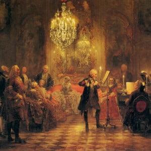 Fluitconcert Frederik de Grote