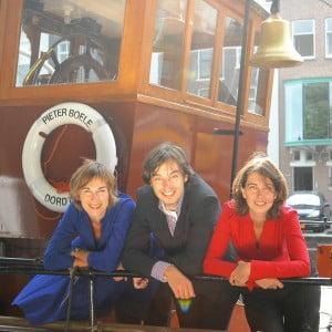 Trio Ammiccare: kerstprogramma - 6 december 2014