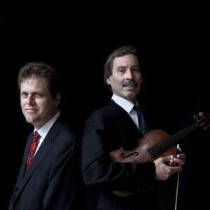 Mozart door Rémy Baudet, viool en Pieter-Jan Belder, pianoforte